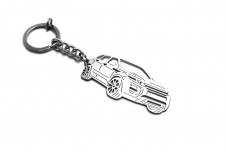 Keychain Range Rover Evoque I 2011-2018 - (type 3D)
