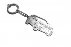 Keychain Range Rover Velar 2017+ - (type 3D)