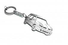 Keychain Renault Kangoo I 1997-2008 - (type 3D)