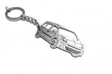 Keychain Renault Kangoo II 2008+ - (type 3D)