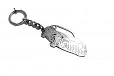 Keychain Subaru BRZ II 2021+ - (type 3D)