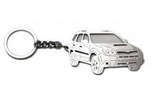 Keychain Subaru Forester III 2007-2012 - (type 3D)