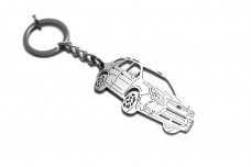 Keychain Subaru Forester IV 2012-2018 - (type 3D)