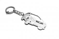 Keychain Subaru Crosstrek I 2012-2017 - (type 3D)