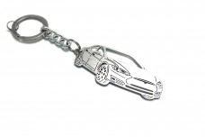 Keychain Tesla Model S 2012+ - (type 3D)