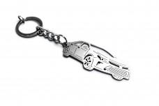 Keychain Toyota Camry V55 2014-2018 - (type 3D)
