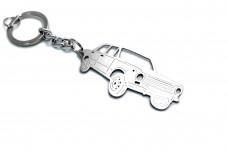 Keychain VAZ 2101 - (type 3D)
