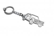 Keychain VAZ 2103 - (type 3D)