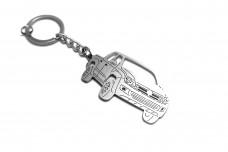 Keychain Volkswagen Amarok 2009+ - (type 3D)