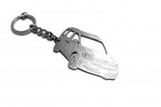 Keychain Volkswagen Caddy IV 2020+ - (type 3D)