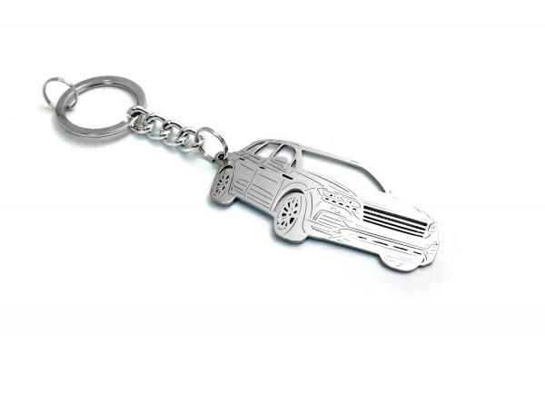 Keychain Volkswagen Touareg III 2018+ - (type 3D)