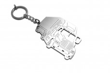 Keychain Western Star 5700XE - (type 3D)