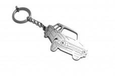 Keychain ZAZ 968 - (type 3D)