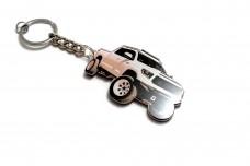 Custom keychain with your Car
