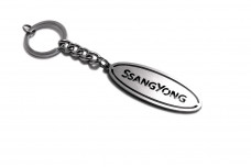 Keychain SsangYong - (type Ellipse)