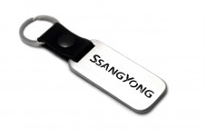 Keychain SsangYong - (type MIXT)