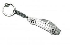Keychain Alfa Romeo 156 4D 1997-2003 - (type STEEL)