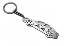 Keychain Audi A4 B7 4D 2004-2008 - (type STEEL)
