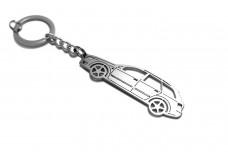 Keychain Audi A4 B7 Universal 2004-2008 - (type STEEL)