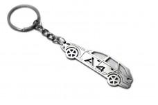 Keychain Audi A4 B8 Universal 2007-2016 - (type STEEL)