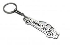 Keychain BMW 3 E90 2005-2011 - (type STEEL)