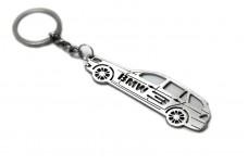 Keychain BMW 3 E91 Universal 2005-2011 - (type STEEL)