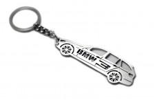 Keychain BMW 3 F31 Universal 2012-2018 - (type STEEL)