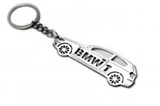 Keychain BMW 1 E81 3D 2004-2012 - (type STEEL)