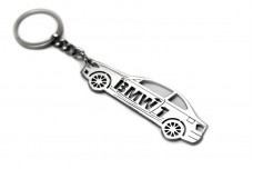 Keychain BMW 1 E82 Coupe 2012+ - (type STEEL)