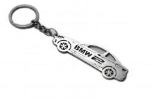 Keychain BMW 2 F22 2014+ - (type STEEL)