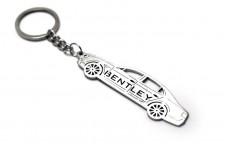 Keychain Bentley Continental Flying Spur 2005-2013 - (type STEEL)