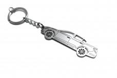 Keychain Buick LaCrosse II 2010-2016 - (type STEEL)