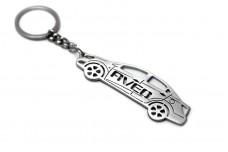 Keychain Chevrolet Aveo II 4D 2011+ - (type STEEL)