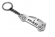Keychain Chevrolet Aveo II 5D 2011+ - (type STEEL)