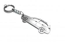Keychain Chevrolet Captiva II 2012+ - (type STEEL)