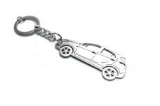 Keychain Vauxhall Mokka 2012-2019 - (type STEEL)