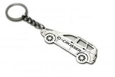 Keychain Citroen C-Crosser 2007-2012 - (type STEEL)