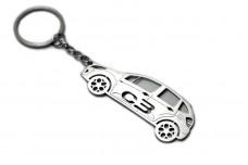 Keychain Citroen C3 II 2009-2013 - (type STEEL)