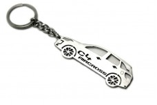 Keychain Citroen C4 Aircross 2012+ - (type STEEL)