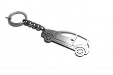 Keychain Citroen C2 2003-2010 - (type STEEL)