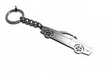 Keychain Dodge Challenger 2008+ - (type STEEL)