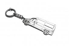 Keychain Fiat Ducato III 2006+ - (type STEEL)