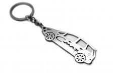 Keychain Ford C-Max I 2003-2012 - (type STEEL)