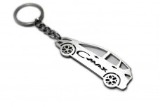 Keychain Ford C-Max II 2012+ - (type STEEL)