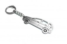 Keychain Ford EcoSport II 2012+ - (type STEEL)