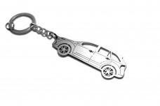 Keychain Ford Edge I 2006-2014 - (type STEEL)