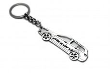 Keychain Honda Accord 8 tourer 2008-2013 - (type STEEL)