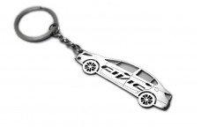 Keychain Honda Civic 4D 2012-2016 - (type STEEL)