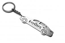 Keychain Hyundai Equus II 2009+ - (type STEEL)