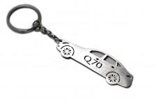 Keychain Infiniti Q70 2013+ - (type STEEL)